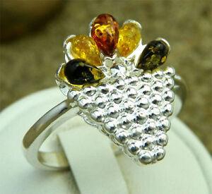 Lovely-Amber-amp-Sterling-Silver-Designer-Ring-ERG0428-P