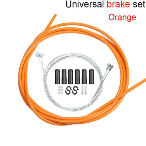 MTB Bike  Brake//Shift Cable Wire Tube Line  Derailleur kits Housing Group Sets