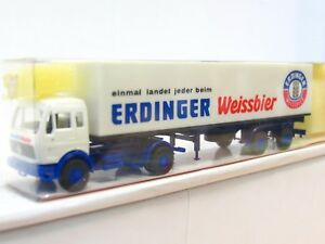 Roskopf 508 MB Koffersattelzug Erdinger Weissbier OVP (TR3054)