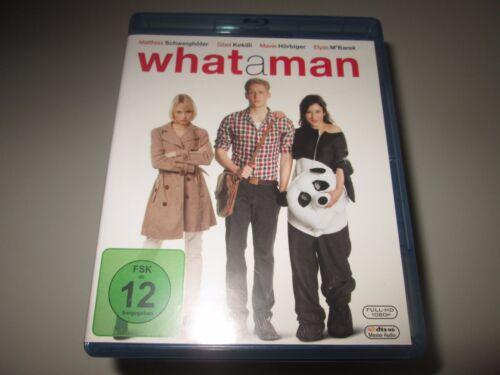 1 von 1 - What A Man - Matthias Schweighöfer / Blu-Ray