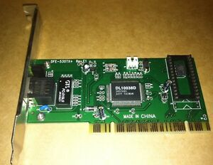 DRIVERS DFE 530TX FAST ETHERNET ADAPTER