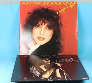 2-LP-s-von-Helen-Schneider-Live-in-Hamburg-Crazy-Lady-von-1979-1980-S57
