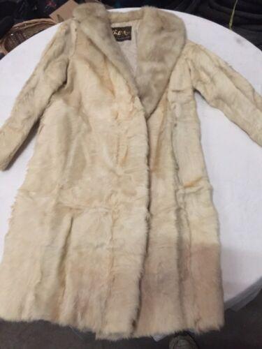 Vintage Antique Fur Jacket Biber Furs Sydney Coat by Ebay Seller