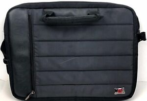 Details About Swiss Gear By Wenger Laptop Computer Bag Organizer Black
