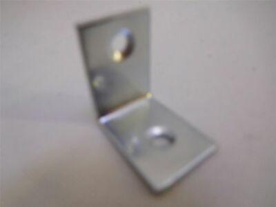 10 Winkelverbinder G verzinkt Bauwinkel 75 mm x 30 mm x 25 mm x 1,5 mm