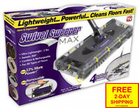 Ontel Products Swsmax Max Cordless Swivel Sweeper Free 2-day Shipping