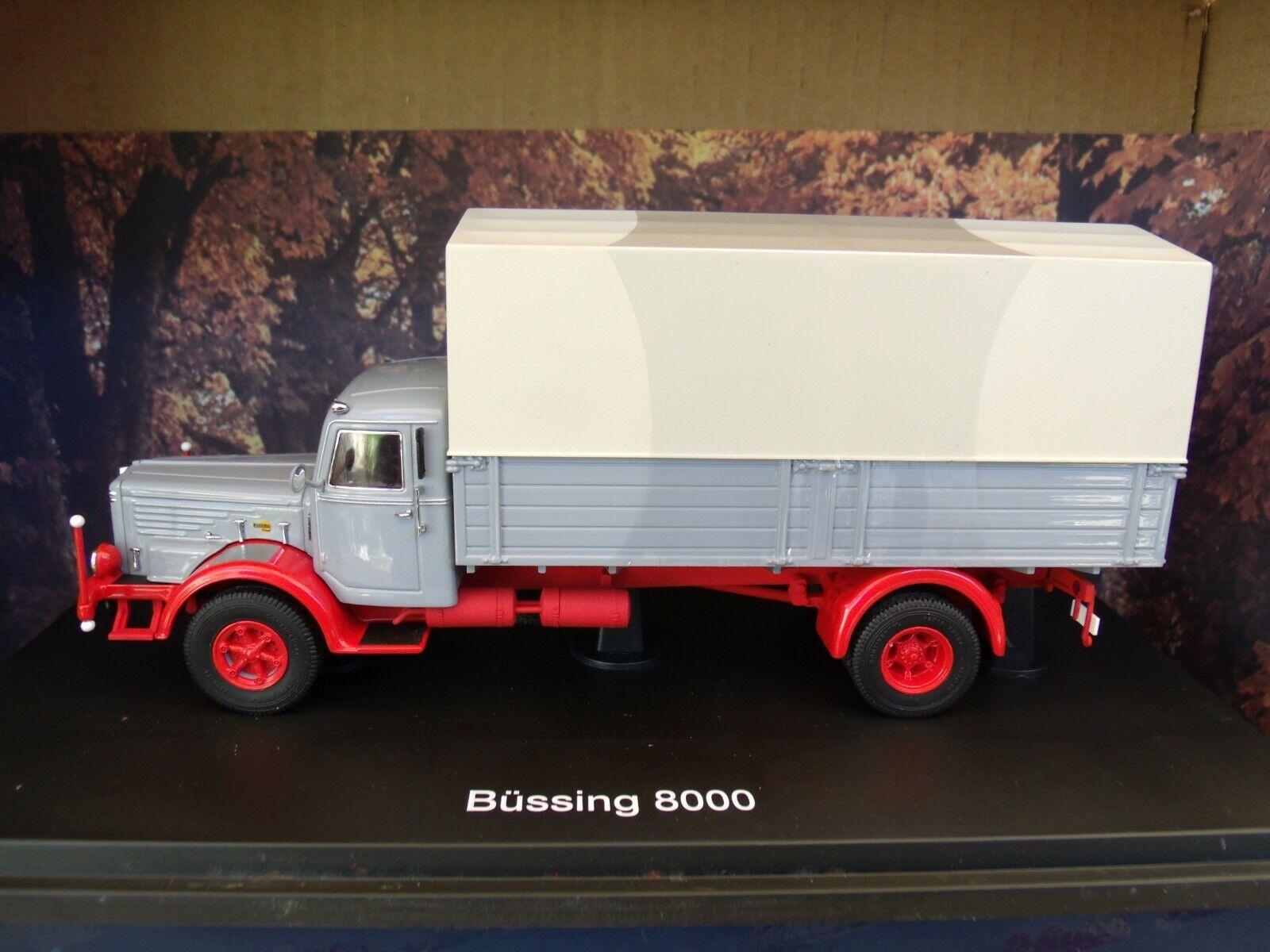 1 43 Schuco (Allemagne) en autocar 8000 camion édition limitée