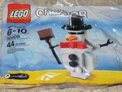 Lego Creator 30008  Snowman