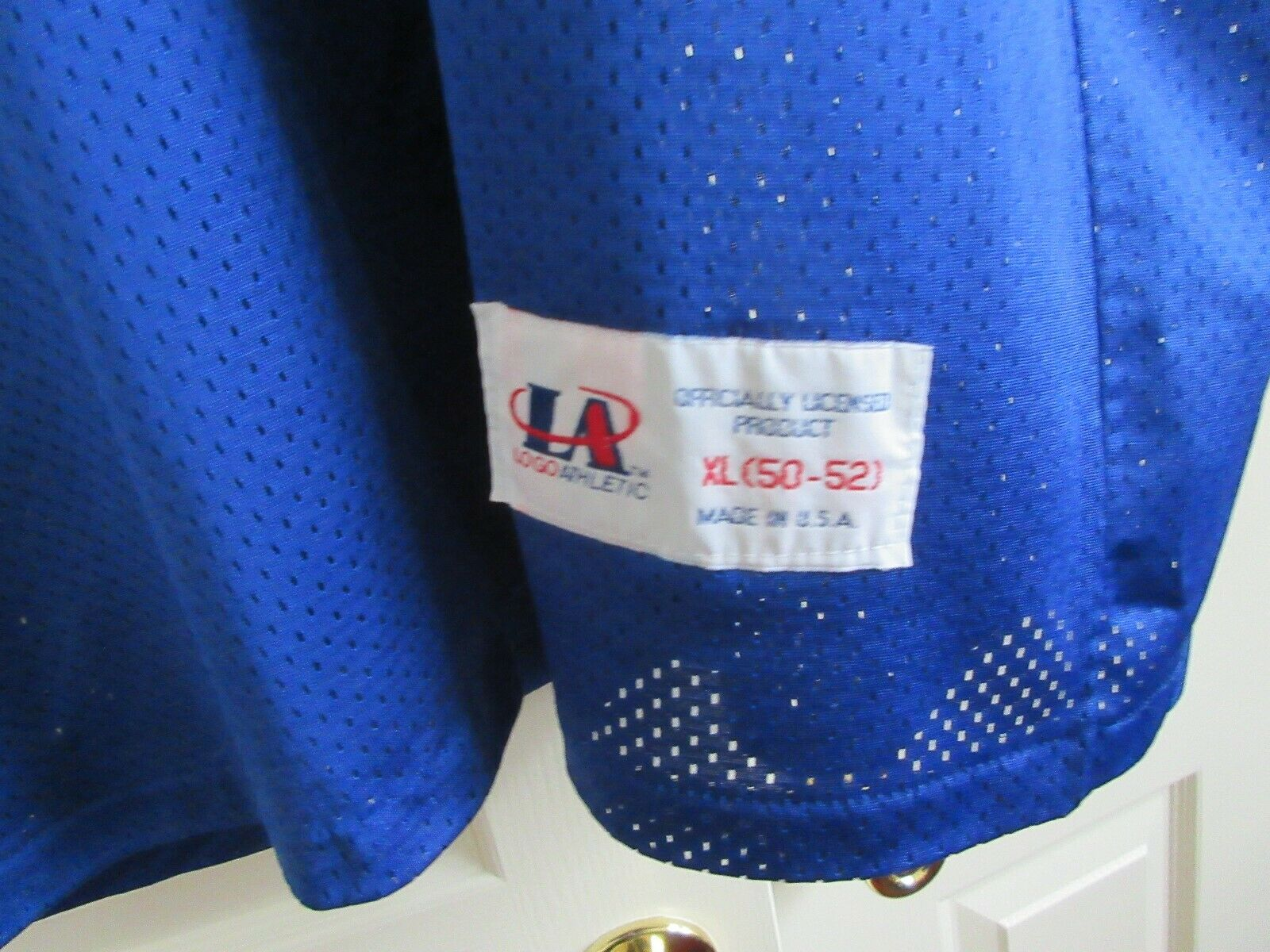 LOGO Athletic , Marshall Faulk , Indy Colts , XL Jersey