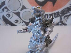 GODZILLA Kaiju Mini Figure MECHA GODZILLA 28-8-04 TOHO Japan