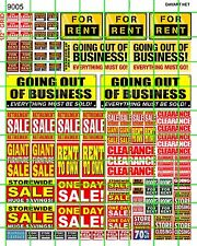 9005 DAVE'S DECALS HO BUSINESS CLOSING FOR RENT SALE LEASE CLEARANCE STORE