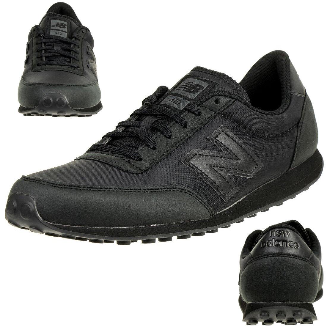 New Unisex Balance U410 BBK Sneaker Unisex New Schuhe TURNSCHUHE schwarz e19f68