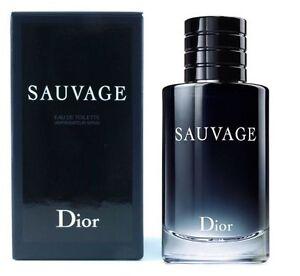Dior Sauvage By Christian Dior 20 Oz 60 Ml Eau De Toilette