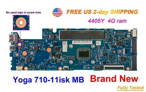 Lenovo-Yoga-710-11ISK-4405Y-80TX-80V6-CYG11-NM-A711-5B20L46167-motherboard