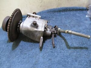 Albion-Vintage-Three-Speed-Gearbox-and-Clutch