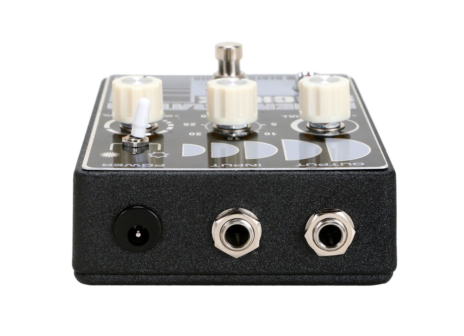 Death By Audio Reverberation Machine Machine Machine Pedal EFFECTS - NEW - PERFECT CIRCUIT 8d648e
