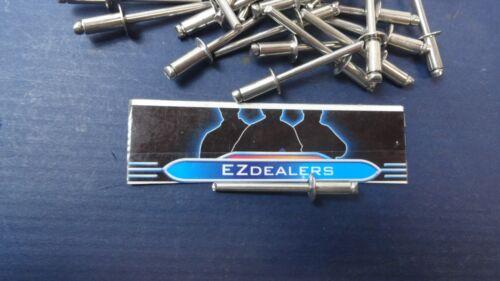 Universal Snowmobile Stainless Steel Small Head 3//16,Rivets,Ski-doo,Polaris