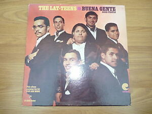 Details about THE LAT TEENS Buena gente Good people Cotique C1032 Incl