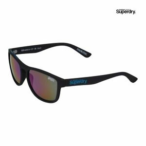 Superdry-Rockstar-Sunglasses-Black-With-Mirrored-Lens