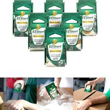 Duck Ez Start Brand Packing Tape With Dispenser 6 Rolls 188 Inch X 222 Ya