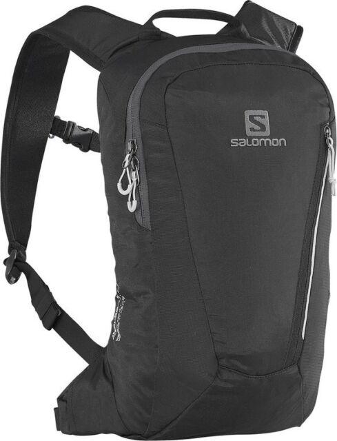 design intemporel 2250b 319a0 Salomon Enduro 11 11l Bag Backpack - Black L3523120001