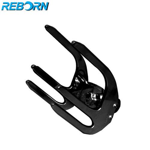 Reborn Pro QR Angle-Free Kneeboard//Wakeboard Tower Rack Black Powder Coated