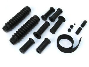 Gummiteile-im-Satz-schwarz-Simson-S50-S51-und-S70-14-Teile-in-DDR-Form