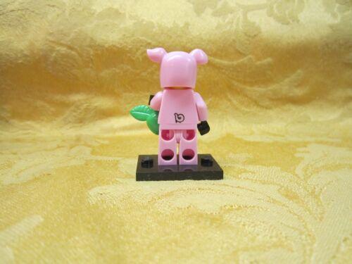 LEGO minifig minifigures mini fig series 12 Pig Costume Halloween Dress up apple