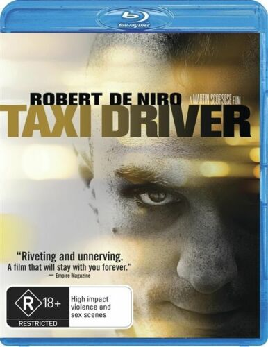 1 of 1 - Taxi Driver (Blu-ray, 2011)