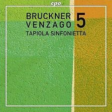 Anton Bruckner: Symphony No. 5, New Music