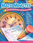 2nd-Grade Math Minutes by Angela Higgs (Paperback, 2002)