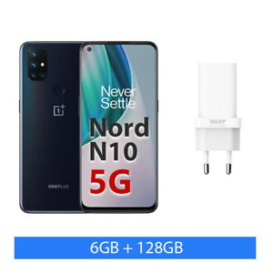 Telephone-OnePlus-Nord-N10-5G-Smartphone-Debloque-6g-128g-Android-2sim-64MP-Neuf