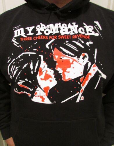 My Chemical Romance-Three Cheers For Sweet Revenge hoodie