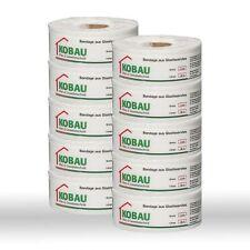 10 x Kobau Glasfaservlies-Bandagen 50 x 0,05m Bandagen Trockbau Gipskarton
