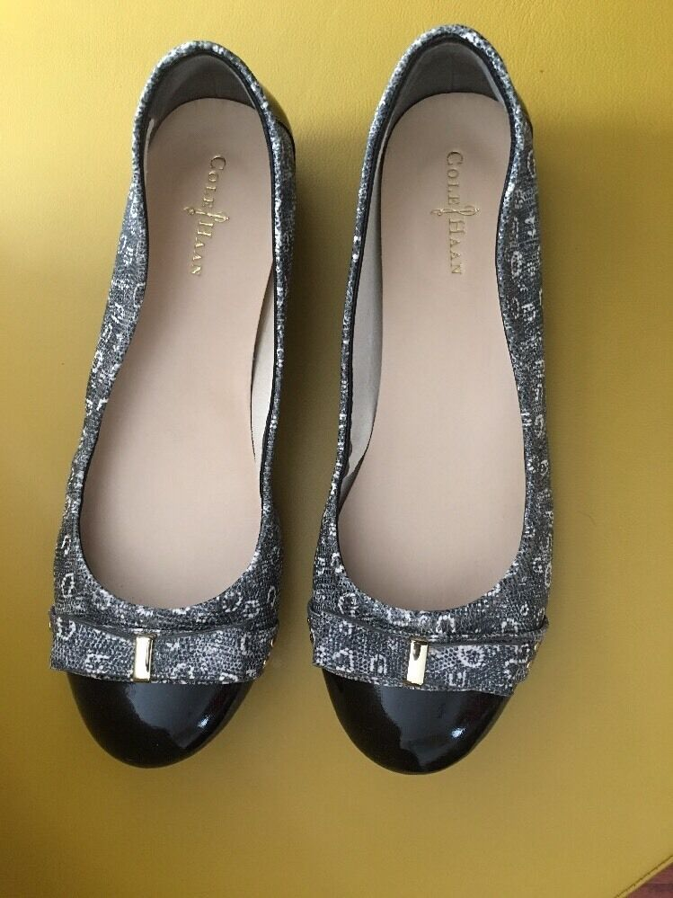 Cole Haan Bow Flats Size 7.5 B