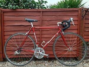 Roberts Equipe Reynolds/531 Shimano/105 FiR wheels/vintage road bike 54mm