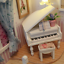 DIY Dollhouse Miniature Furniture Mystical Cat Because Of Meeting You House Kit