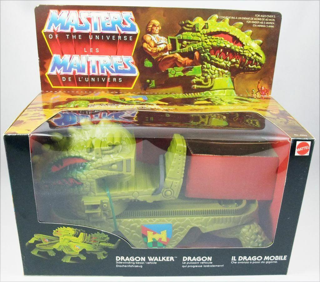 Masters of the Universe - Dragon Walker   Dragon (boite Europe  window box )