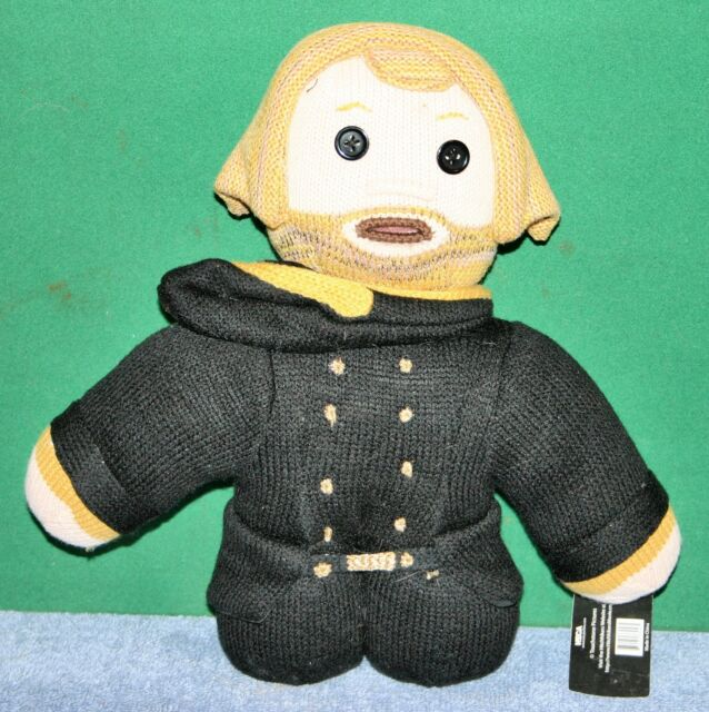Hitchhiker/'s Guide To The Galaxy MARVIN 12 Inch Knitted Plush Doll