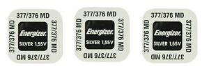 1 Pile 361-362 Energizer 361-362ld Sr721sw Sr721w SR