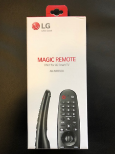 NEW LG MAGIC REMOTE CONTROL AN-MR650A VOICE MATE 2017 UHD OLED OPENED BOX