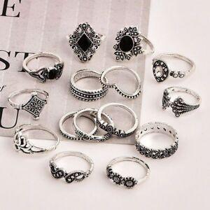 15-Pcs-set-Silver-Midi-Finger-Ring-Vintage-Punk-Boho-Knuckle-Rings-Jewelry-Set
