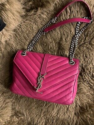 Yves Saint Laurent køb brugte håndtasker på DBA