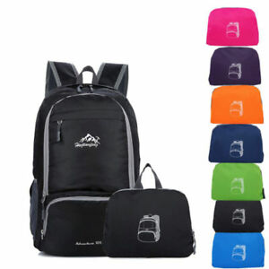 Image is loading 35L-Waterproof-Sports-Backpack-Rucksack-Bag-Outdoor-For- 9a780f426f