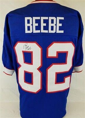 don beebe buffalo bills jersey