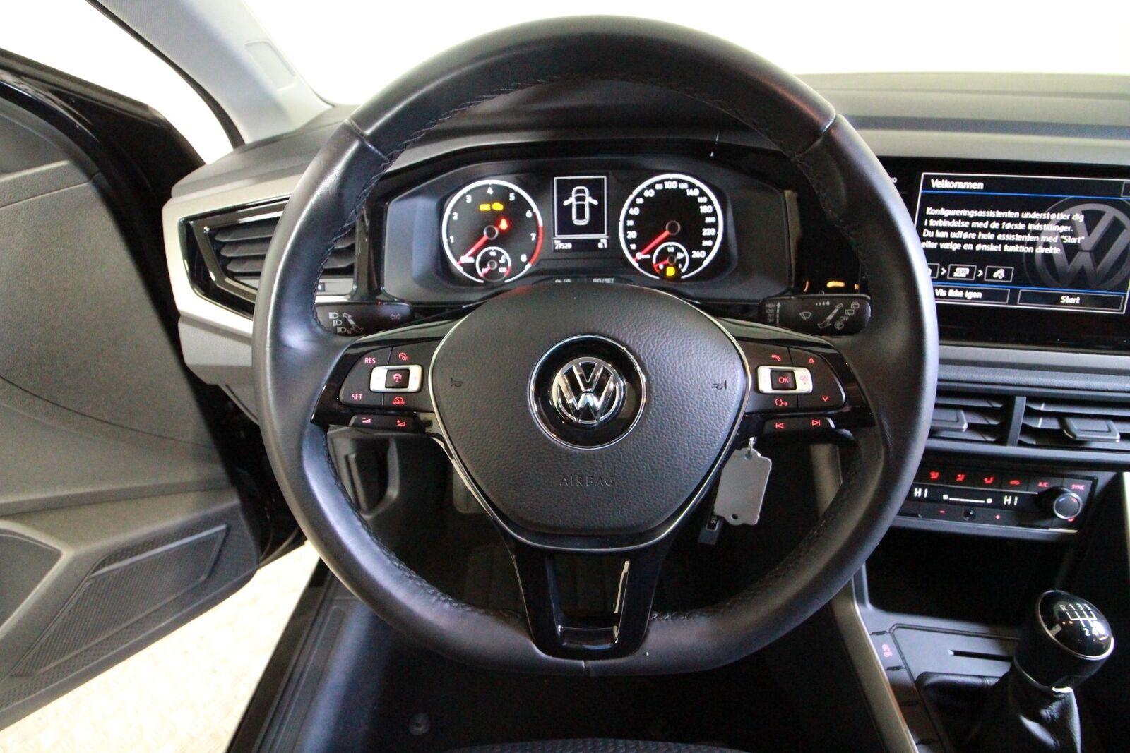 VW Polo TSi 95 Comfortline
