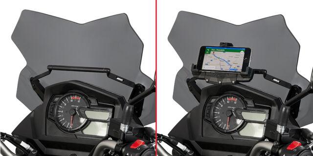 Givi Perno Prisionero para Fijación de Portanavigatore Suzuki Dl 650 V-Strom