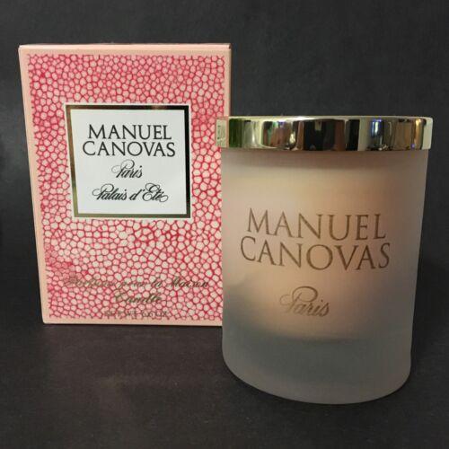 PALAIS D/'ETE  CANDLE BY MANUEL CANOVAS 200 GR