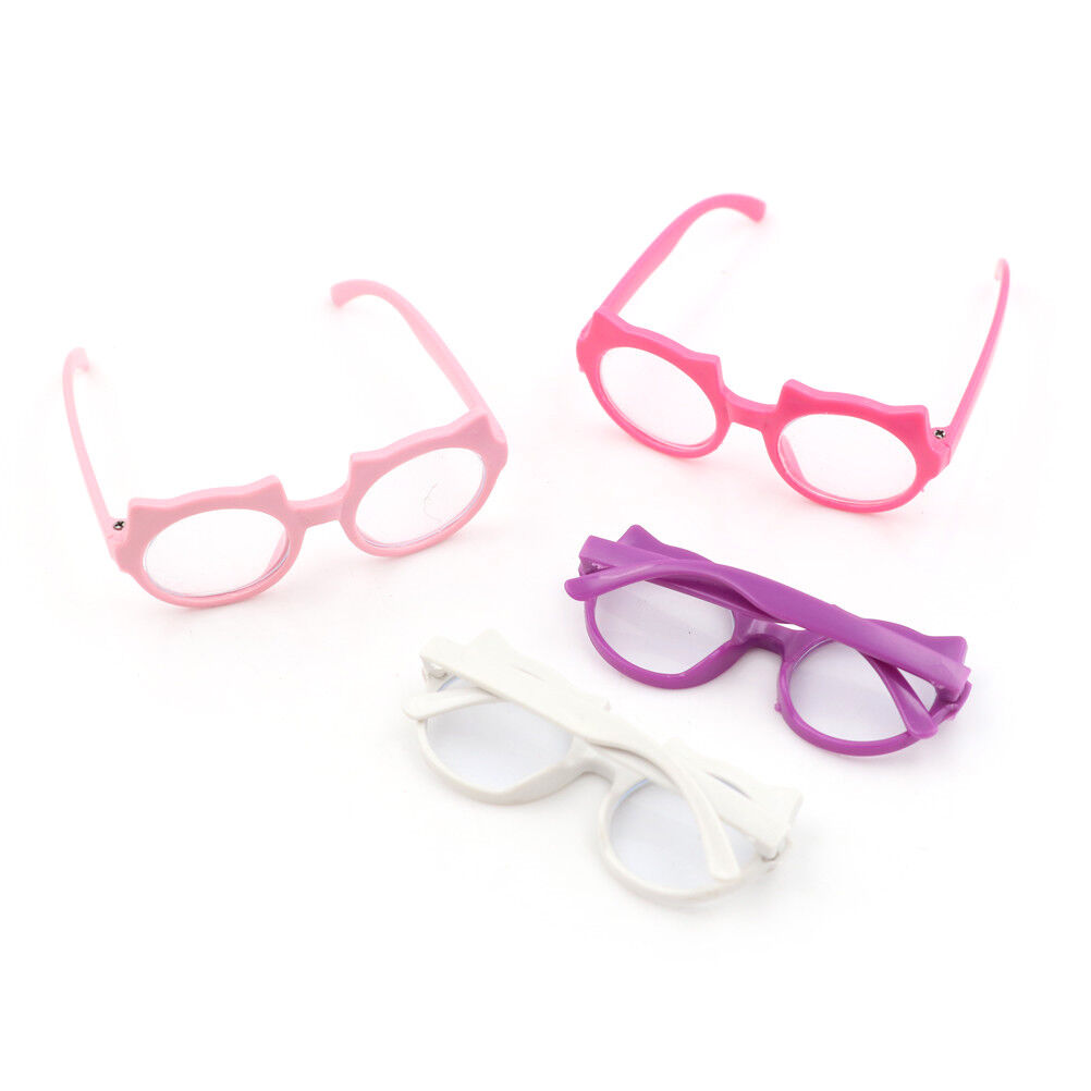 Doll Glasses Colorful Glasses Sunglasses Suitable For 18Inch American Dolls VGCA