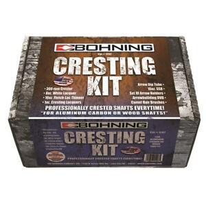 Bohning Arrow Cresting Kit-afficher Le Titre D'origine
